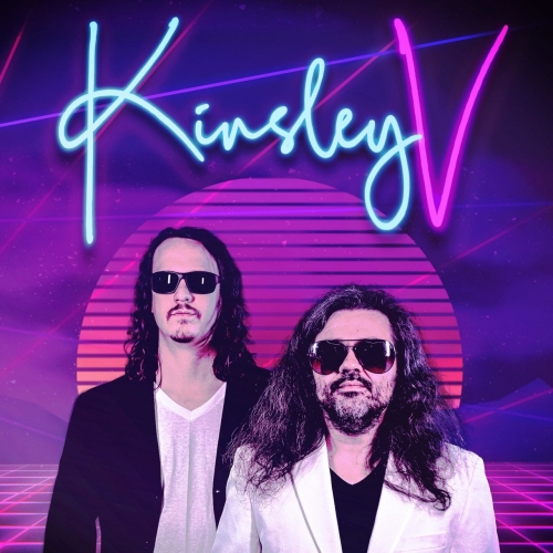 Kinsley - V (2021)