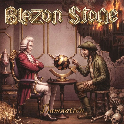 Blazon Stone - Damnation (2021)