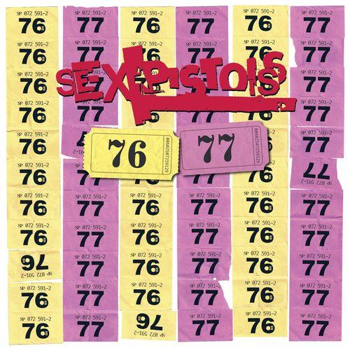Sex Pistols - 76-77 (2021)