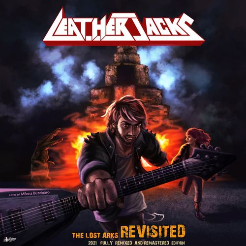 Leatherjacks - The Lost Arks Of Rock And Roll (Revisited) (2021)