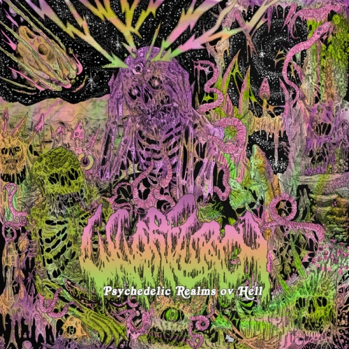 Wharflurch - Psychedelic Realms ov Hell (2021)