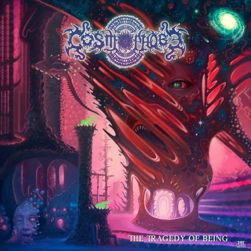Cosmophobe - The Tragedy of Being (2021)