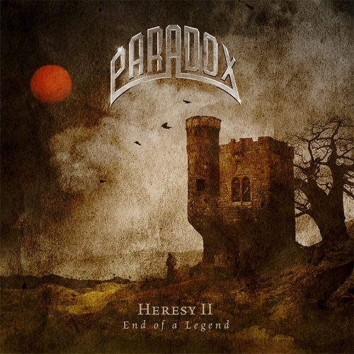 Paradox - Heresy II - End of a Legend (2021)