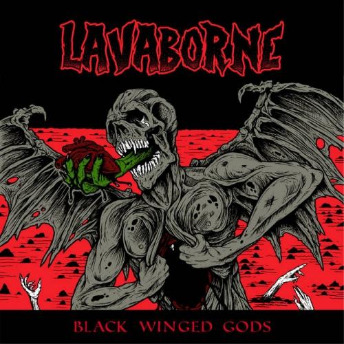 Lavaborne - Black Winged Gods (2021)
