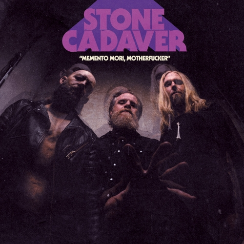 Stone Cadaver - Memento Mori, Motherfucker (2021)