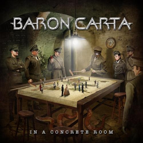 Baron Carta - In a Concrete Room (2021)