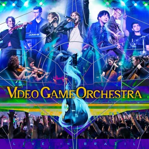 Video Game Orchestra - Video Game Orchestra: Live in Brazil (2021)