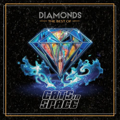 Cats in Space - Diamonds : The Best Of Cats In Space (2021)