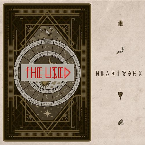 The Used - Heartwork (Deluxe) (2021)