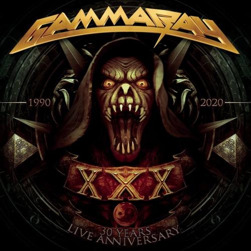 Gamma Ray - 30 Years Live Anniversary [2CD] (2021) + DVD9