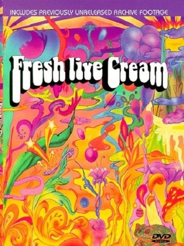 Cream - Fresh Live Cream (1993)