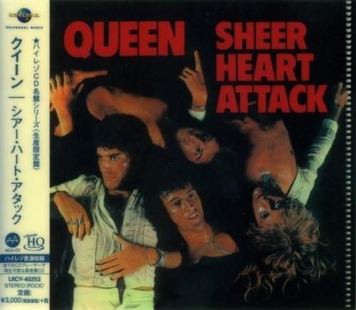 Queen - Shееr Неаrt Аttасk [Jараnеsе Еditiоn] (1974) [2018]