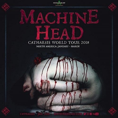 Machine Head - Catharsis (Bonus DVD) (2018)