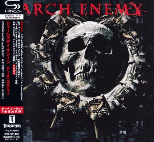 Arch Enemy - Dооmsdау Масhinе [Jараnеsе Еditiоn] (2005) [2011]