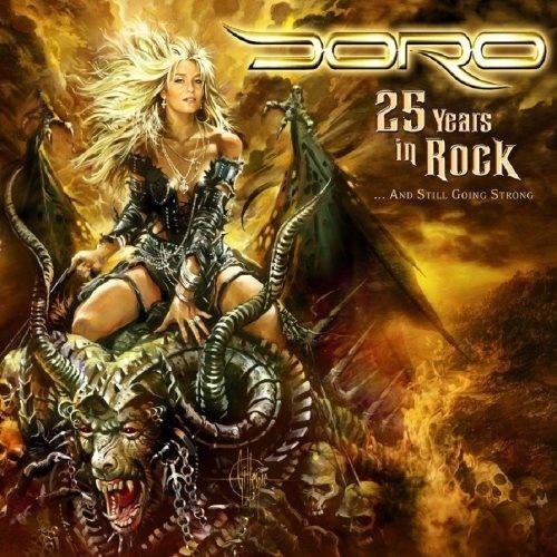 Doro - 25 Yеаrs In Rосk... аnd Still Gоing Strоng (2010)