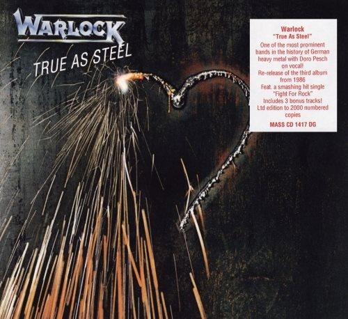 Warlock - Тruе Аs Stееl [Limitеd Еditiоn] (1986) [2011]