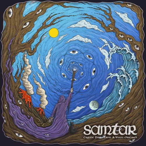 Samtar - Cryptic Tales From A Vision Obscured (2021)