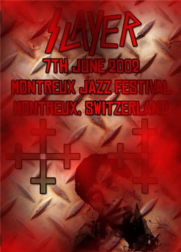 Slayer - Live In Montreux (2002)