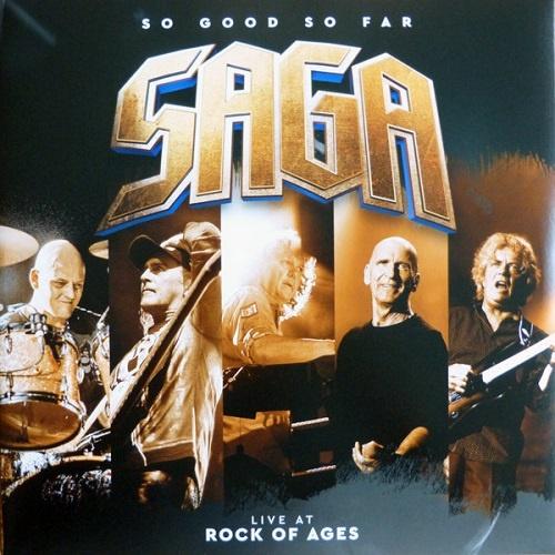 Saga - So Good So Far - Live at Rock of Ages (2018)
