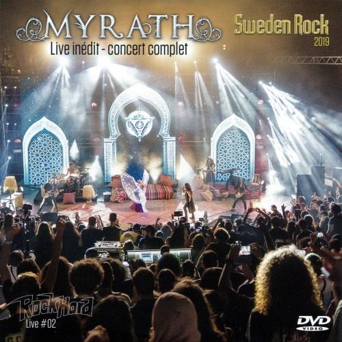 Myrath - Live inedit - Sweden Rock (2019)