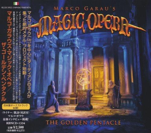 Marco Garau's Magic Opera - The Golden Pentacle [Japanese Edition] (2021)