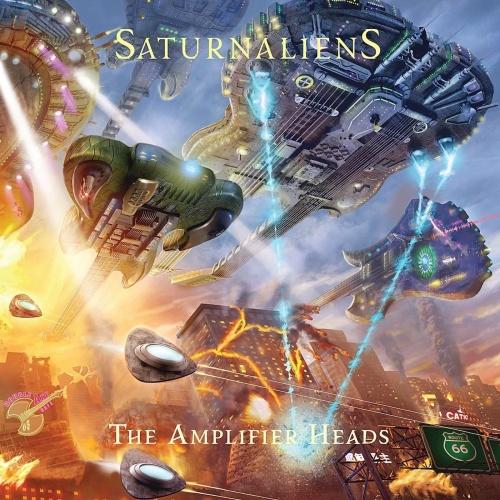 The Amplifier Heads - Saturnaliens (2021)