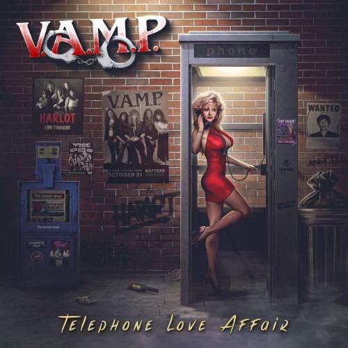 V.A.M.P. – Telephone Love Affair (Remastered 2021)