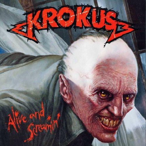 Krokus - Аlivе аnd Sсrеаmin' (1986) [1991]