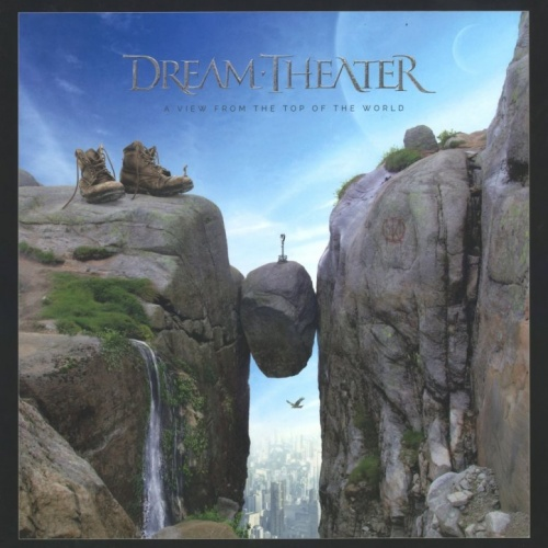 Dream Theater - A View from the Top of the World (Limited Deluxe Edition 2CD) (2021) + Hi-Res + Bd-Rip