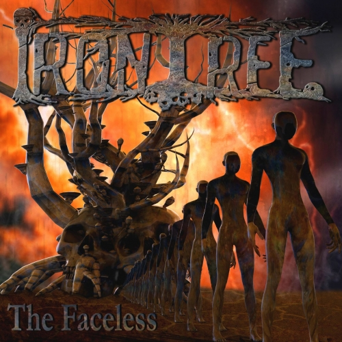 Irontree - The Faceless (2021)