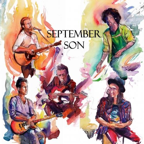 September Son - Risen (2021)