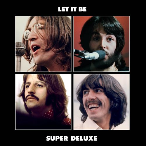 The Beatles - Let It Be (50th Anniversary, Super Deluxe) (2021)