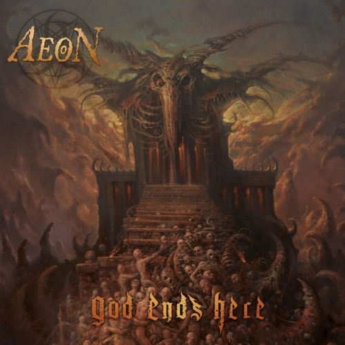 Aeon - God Ends Here (2021)