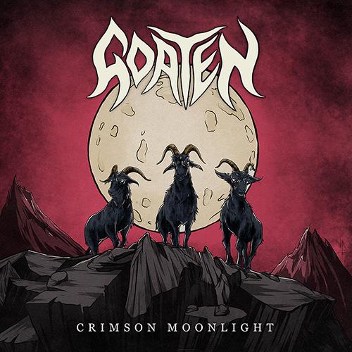 Goaten - Crimson Moonlight (2021)