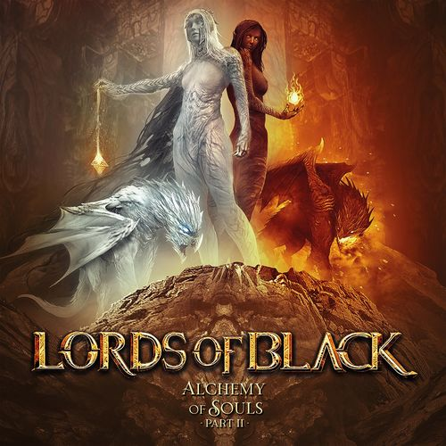 Lords of Black - Alchemy of Souls, Pt. II (2021)