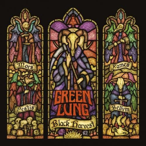 Green Lung - Black Harvest (2021)