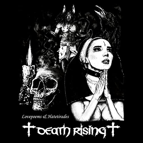 Death Rising - Lovepoems & Hatetirades (2021)