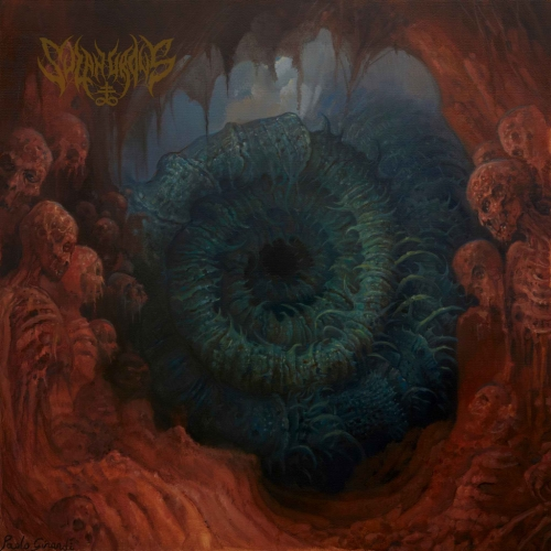 Sulphurous - The Black Mouth of Sepulchre (2021)