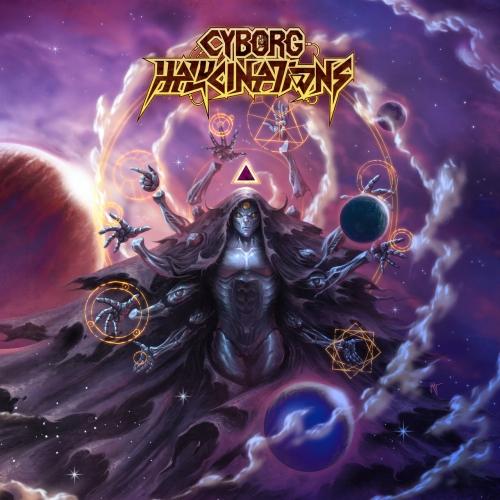 Cyborg Halucinations - Entheogenesys (2021)