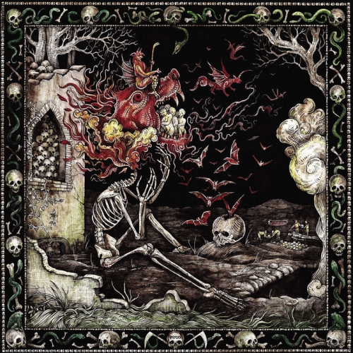 Orgrel - Red Dragon's Invocation (2021)