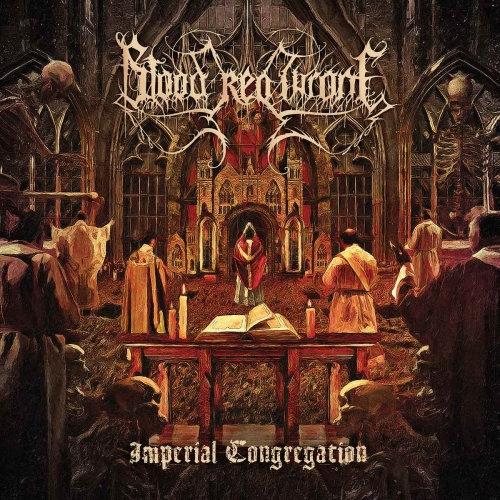 Blood Red Throne - Imperial Congregation (2021)