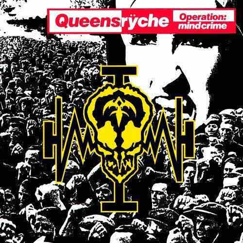 Queensryche - Operation: Mindcrime (Remastered Boxset-4CD) (2021)
