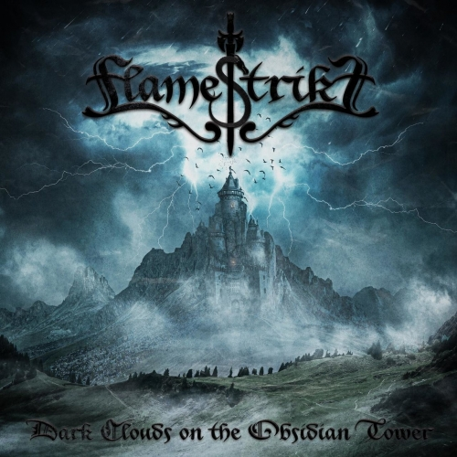 Flamestrike - Dark Clouds on the Obsidian Tower (EP) (2021)