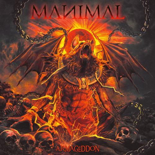Manimal - Armageddon (2021) + Hi-Res
