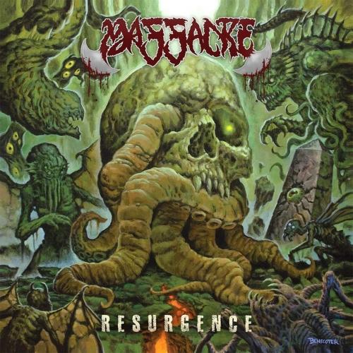 Massacre - Resurgence (2021)