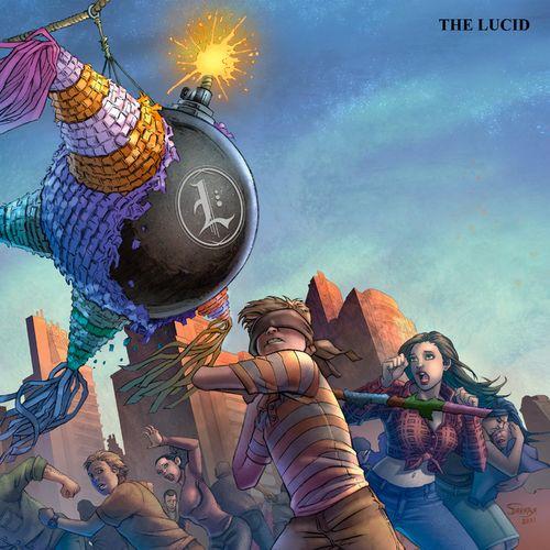 The Lucid (MEGADETH) - The Lucid (2021) + Hi-Res