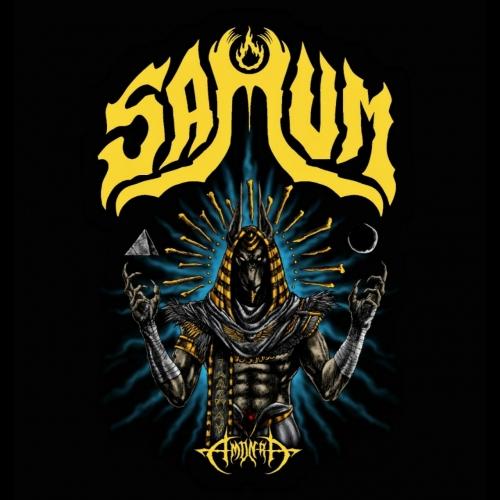 Samum - Amun-Ra (2021)